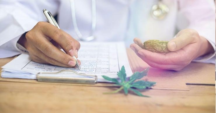 medizinisches canabis auf Rezept
